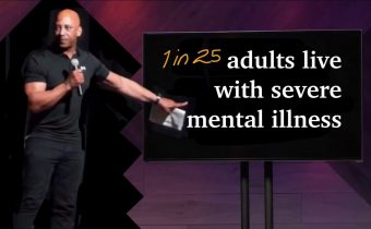 Vance Johnson on Mental Health & Addiction
