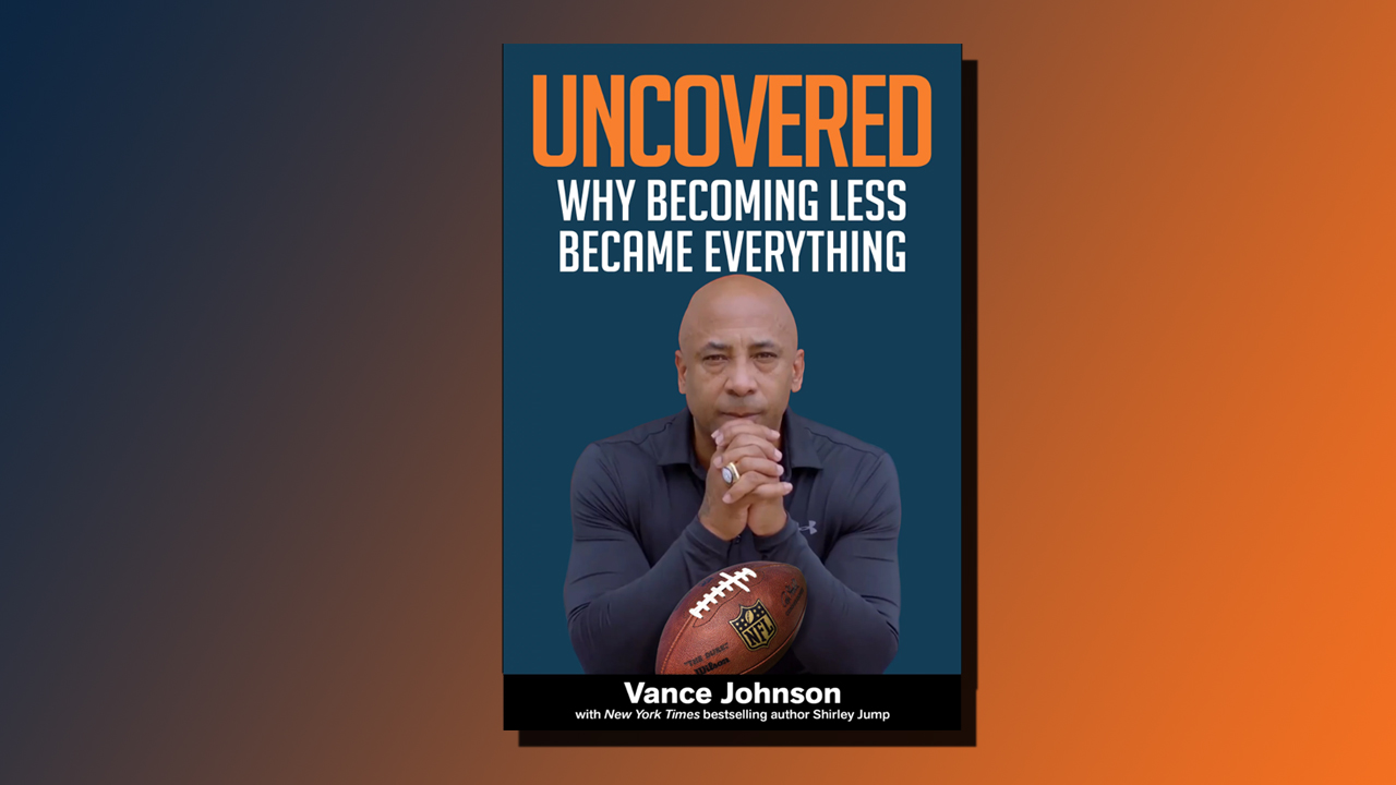 Vance Johnson Book Uncovered